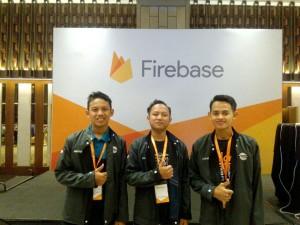 Mahasiswa Teknologi Informasi Berkiprah dalam Google Firebase Appfest Hackathon Jakarta 2017