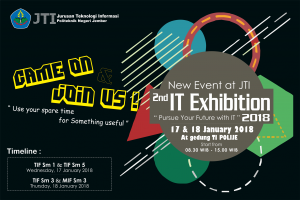 2nd IT Exhibition 2018