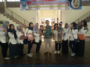 Peringatan Hari Kartini Polije,  JTI Meraih Juara