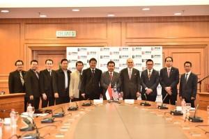 Kunjungan Kerjasama JTI Politeknik Negeri Jember dengan Management Science University (MSU) Malaysia