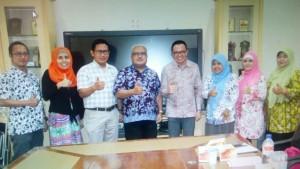 Kerjasama Jurusan TI dengan Perguruan Tinggi Management Science University (MSU) Malaysia