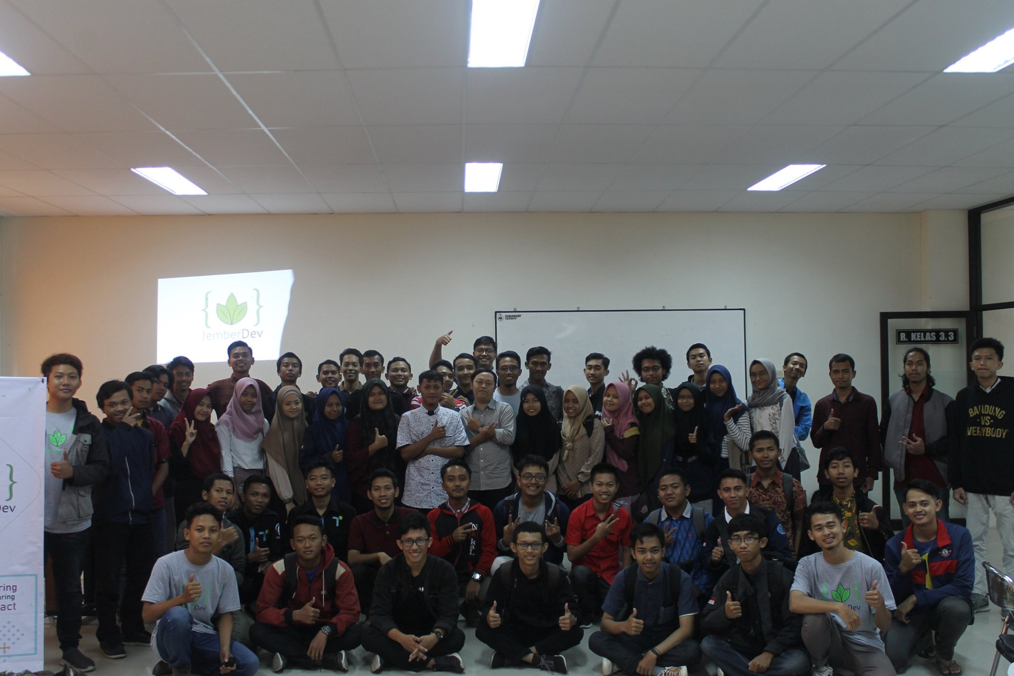 #1 Jember Dev Goes To Campus – in JTI Polije