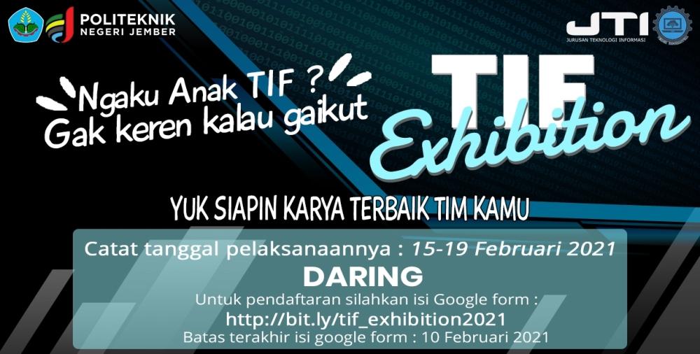 TIF Exhibition 2021