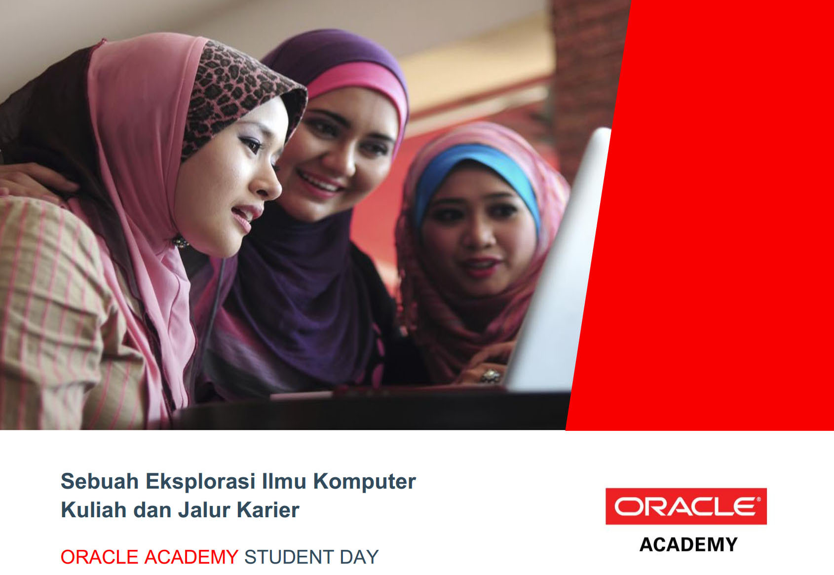 Oracle Academy Student Day