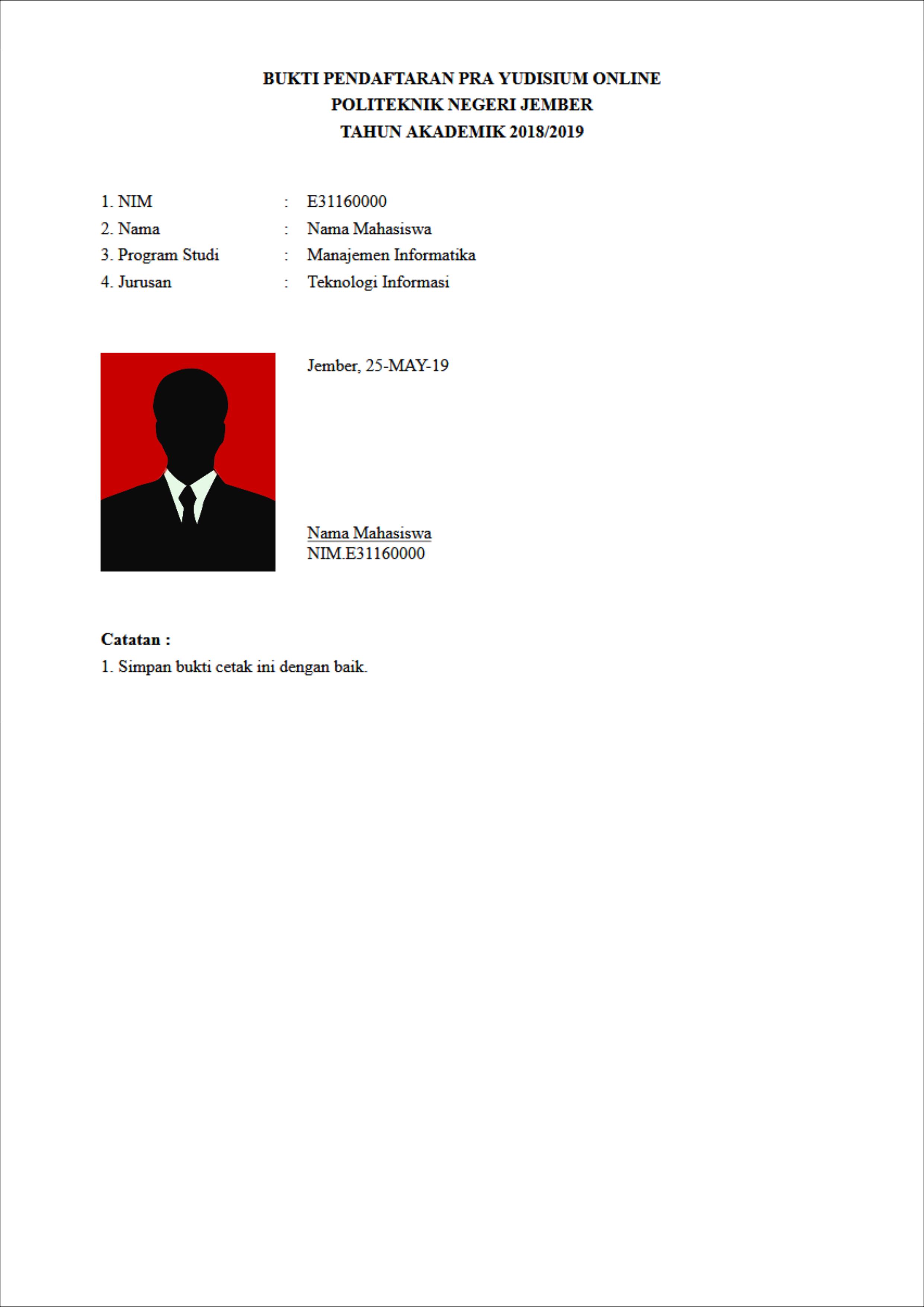 bukti_pendaftaran_pra_yudisium
