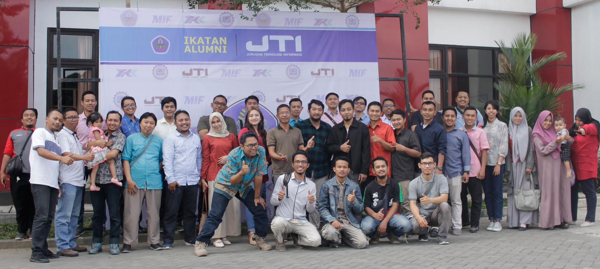 Alumni Jurusan Teknologi Informasi