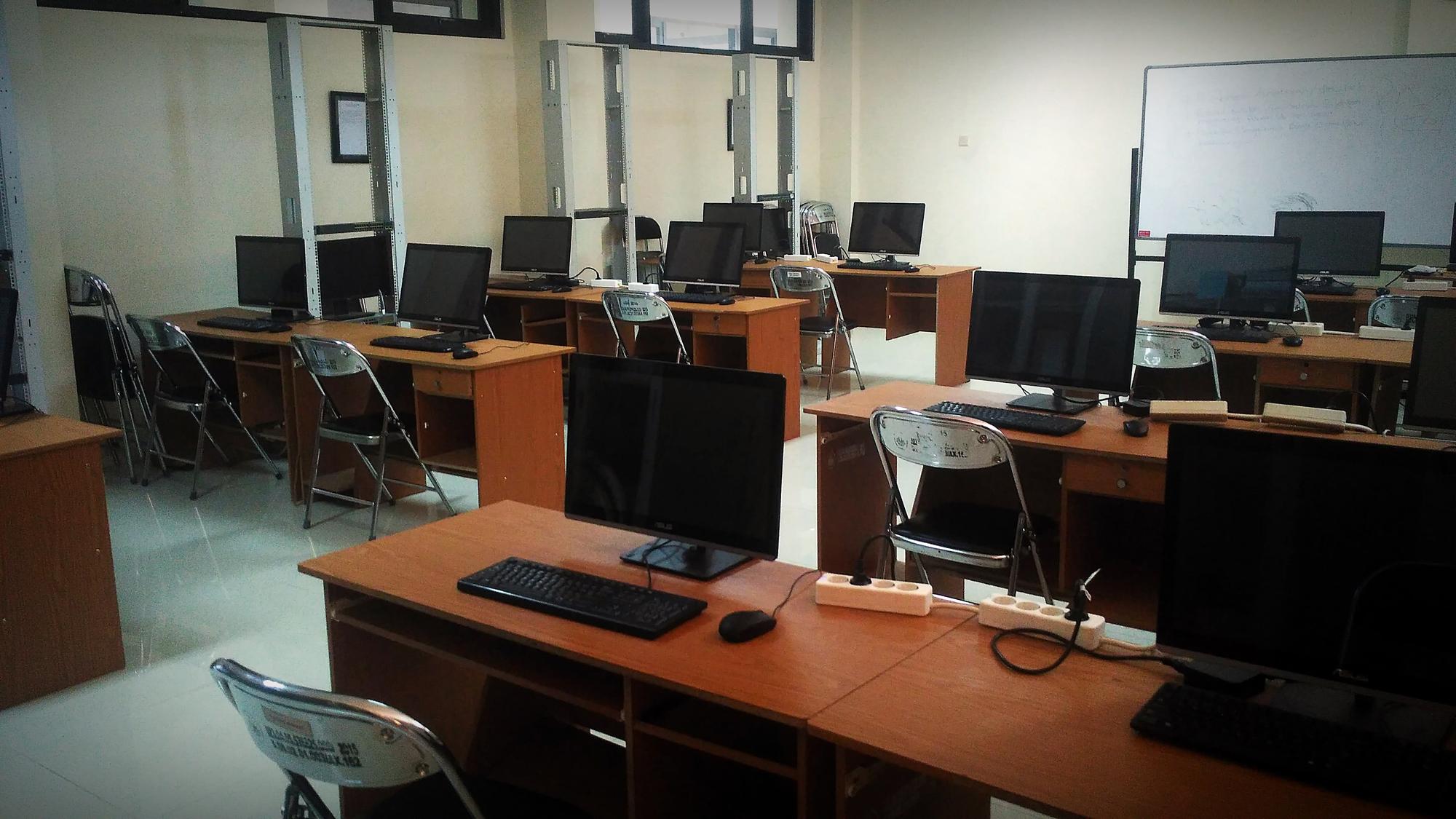 Laboratorium Arsitektur dan Jaringan Komputer