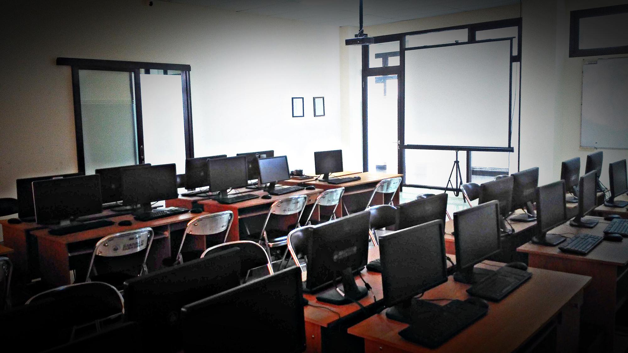 Laboratorium Rekayasa Sistem Informasi